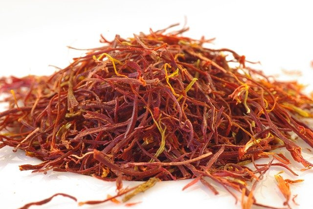 What is Saffron Spice