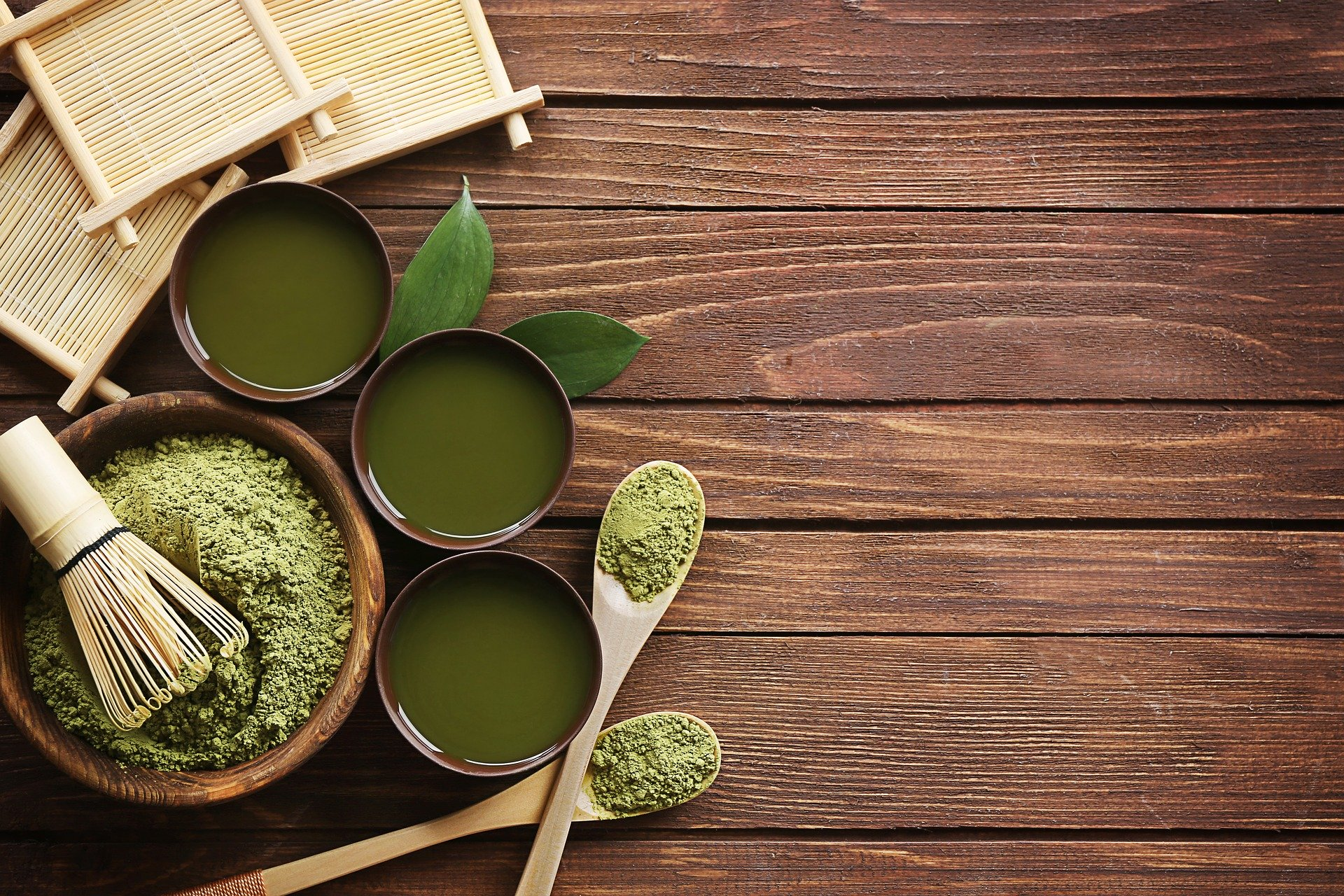What is Green Matcha Powder