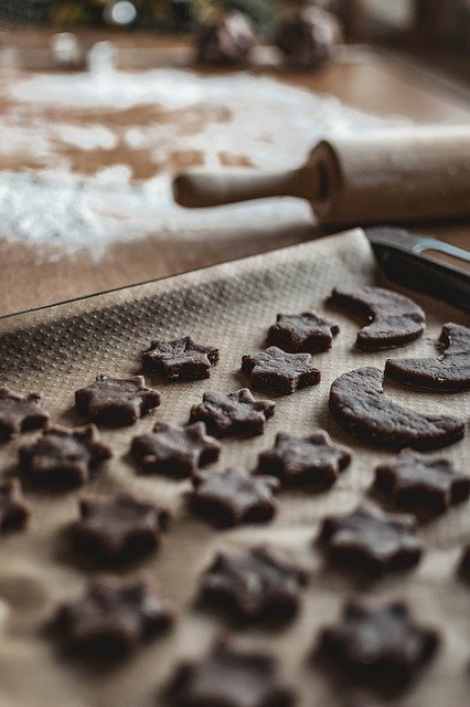 Cookies with Allspice